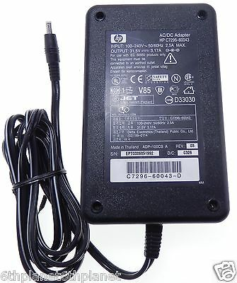 HP Hewlett Packard Power Adapter C7296-60043 DC Adapter
