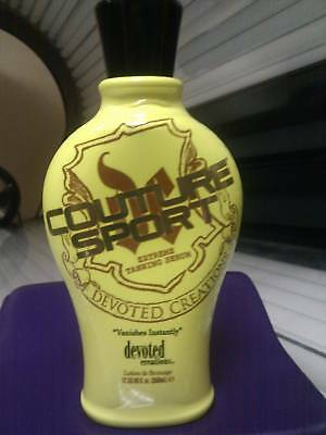 Devoted Creations Couture Sport Tanning Lotion Bronzer