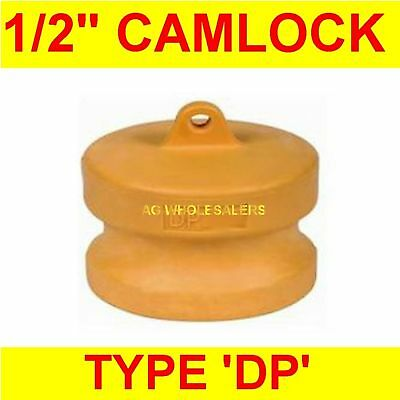 "Camlock Nylon Type Dp 1/2"" Cam Lock Irrigation Fitting"