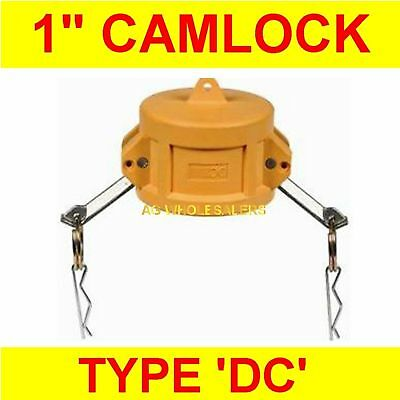 "Camlock Nylon Type Dc 1"" Cam Lock Irrigation Fitting"
