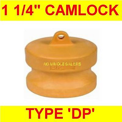 Camlock Nylon Type Dp 1 1/4 Cam Lock Irrigation Fitting