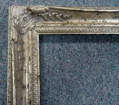 Picture Frame 11x14 Shabby Chic Antique Style Baroque Ornate Gray