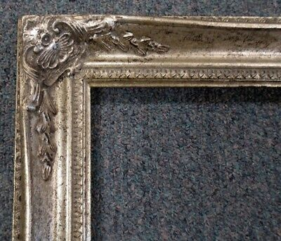 SHABBY ORNATE PICTURE frames ~painted and distressed~ wedding decor ...