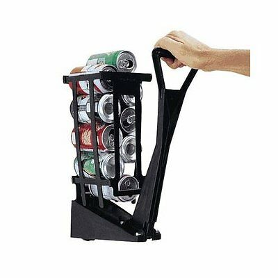 Aluminum Can Crusher 10 cans in 10 seconds! Recycle beer pop soda smasher