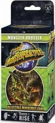 Monsterpocalypse Rise Monster Booster Series 1 MINT
