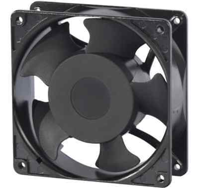 COOLING FAN 120V AC 4.7X4.7X1.5 120 volt 120x120x38 mm axial fan high speed cfm