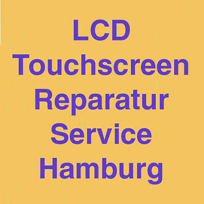 Kostenvoranschlag Display Touchscreen Reparatur Garmin Navigation GPS Repair