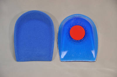 Moneysworth Best Gel Heel Cups Cushions- NEW IN BOX! Mens & Ladies