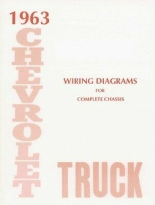 chevrolet 1963 truck wiring diagram 63 chevy pick up
