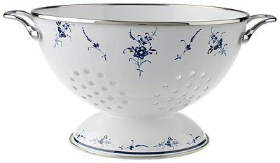 Villeroy Boch Vieux Lux Luxembourg Colander New in Box