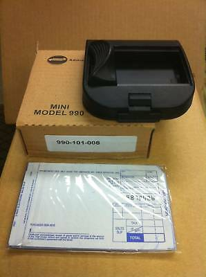 New Bartizan Credit Card imprinter modle 990 with slips