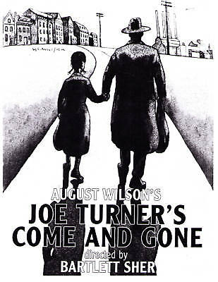 Joe Turner's Come And Gone Broadway  Script