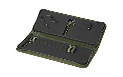 Trakker NEW Fishing Luggage NXG Stiff Wallet Rig Pouch - 204702
