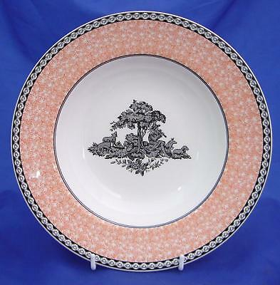 """A Spode 'lombardy' 9 1/8"""" Rimmed Bowl"""
