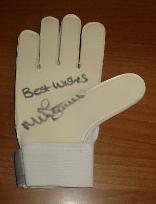 Mike Stowell Genuine Hand Signed Autograph Goalie Goalkeeper Glove Wolves + Coa