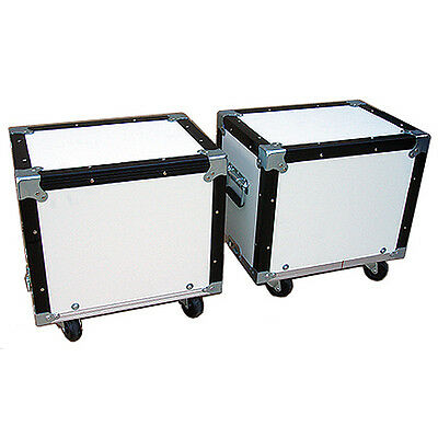 "Convertible ATA 3/8"" Case - Convention & Trade Show Furniture - 2 STOOLS CASE"