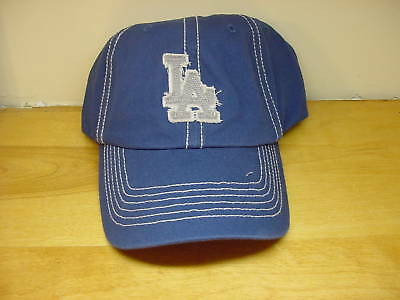 SWEET Los Angeles Dodgers Blue Adult One Size Cotton Cap, NEW&NICE!!