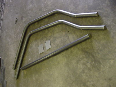 "Front Add On Roll Bar Kit 66-77 Bronco ""Smitty-Bilt"""