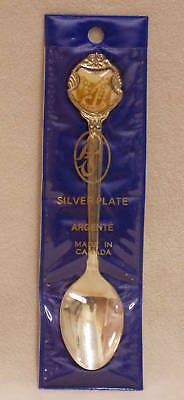 Silverplate Collectible Spoon Lily Of The Valley Jl 307