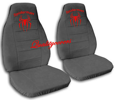 Cl Set Of Spiderman Car Seat Covers 5 Colors Choose