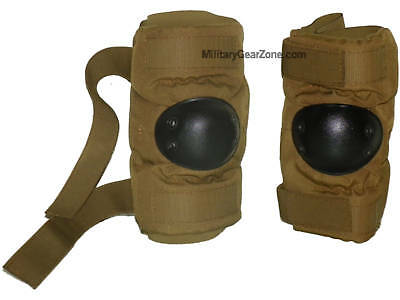 NEW US Military Issue Bijans Tactical Coyote Elbow Pads