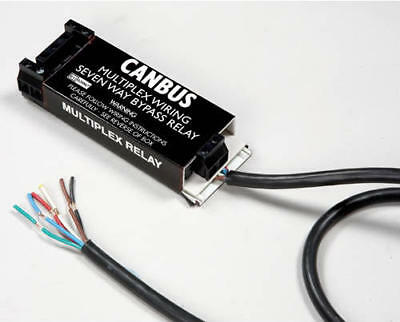 12N 7 Way Smart Towing Relay For Canbus Vehicles RCT480