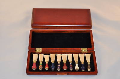 Bassoon reeds case for 10 reeds