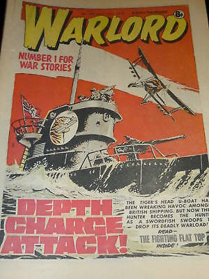 WARLORD Comic - Issue 199 - Date 15/07/1978 - UK Paper Comic