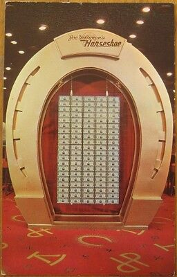 1950 Chrome: $1,000,000-Horseshoe Club Casino-Las Vegas