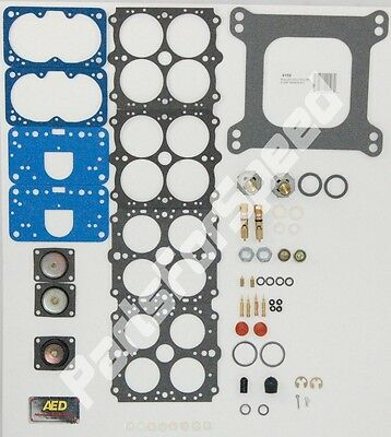 AED Holley 4150 Rebuild Kit Double Pumper Carbs 650 750
