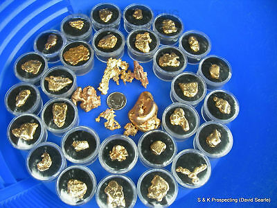 2 lbs Montana gold nugget panning paydirt mining dust Sluice Box Placer Gift