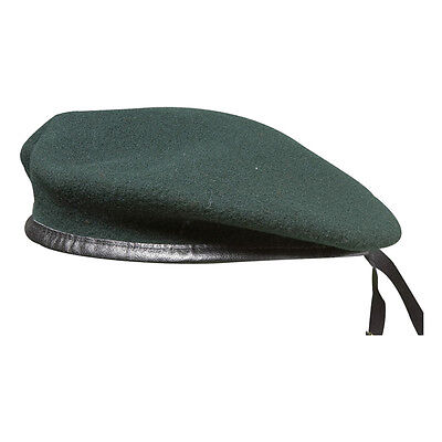 Veritable Beret Vert Commandos Marine Nationale Taille 57 Armee Cos Para Ls