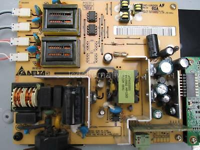 Repair Kit, ViewSonic VX2235WM-5 LCD Monitor Capacitor