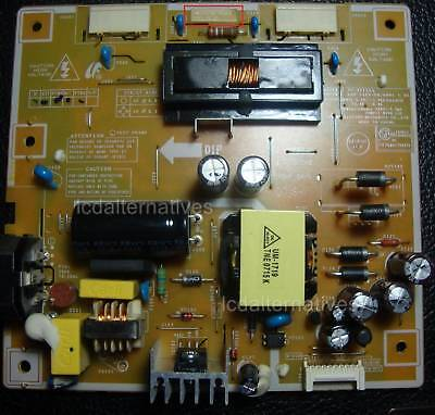 Repair Kit, Samsung 906BW, LCD Monitor, Capacitors