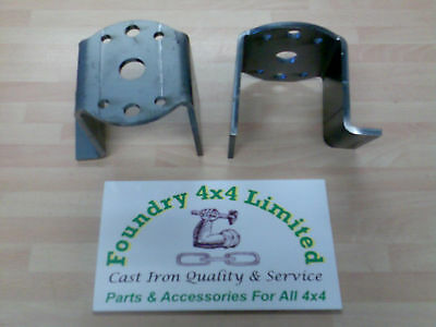 Range Rover Classic +40mm Front Spring Mounts / Brackets FA0126