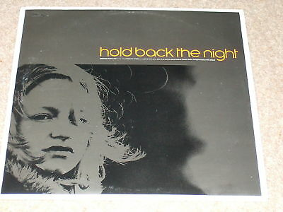 Grand Theft Audio - Hold Back The Night 2xLP     1999