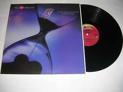 THE WHISPERS - Just Gets Better With Time - 1987 UK LP