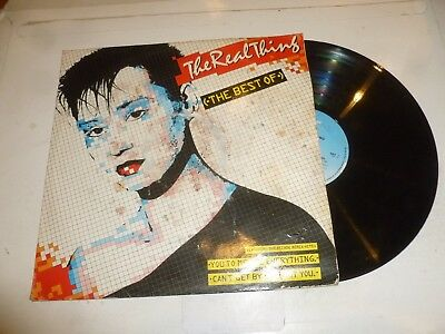 THE REAL THING - The Best Of (The real thing) - 1986 UK PRT 12-track LP