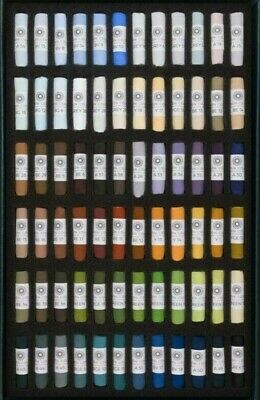 Unison Artists Pastel Box Set - 72 Landscape Colours