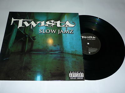TWISTA - Slow Jamz - 2004 Atlantic 4 track 12""