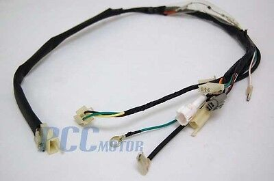 New Yamaha Pw50 Pw 50 Aftermarket Wire Harness Wiring Assembl M Wh03