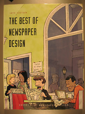 Best of Newspaper Design, 18th Edition, 1997