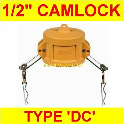 "Camlock Nylon Type Dc 1/2"" Cam Lock Irrigation Fitting"