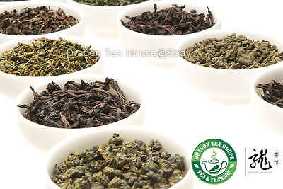 10 Types Assorted Famouse Chinese Oolong Tea 10g*10