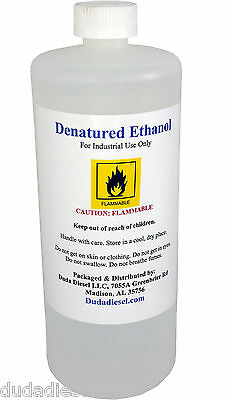 Denatured Ethanol, 950 ml