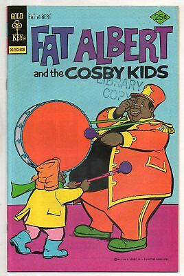 FAT ALBERT & THE COSBY KIDS   14    BAND  COVER