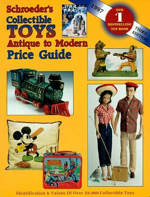 Schroeder's Collectible Toys Price Guide - Ant. 1997