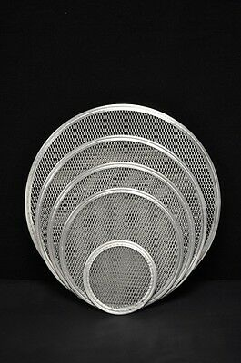 "18"" Heavy Duty Round Baking Screens - 1 Dozen"