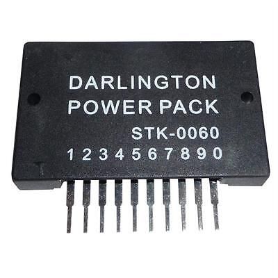 Hybrid-IC STK0060 ; Power Audio Amp