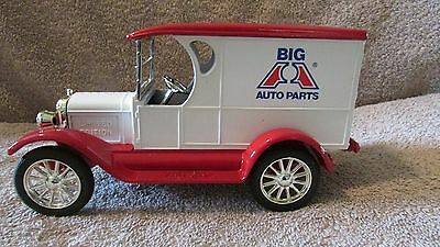 Ertl Big A Auto Parts 1923 Chevy Panel Truck Bank - (B 1)